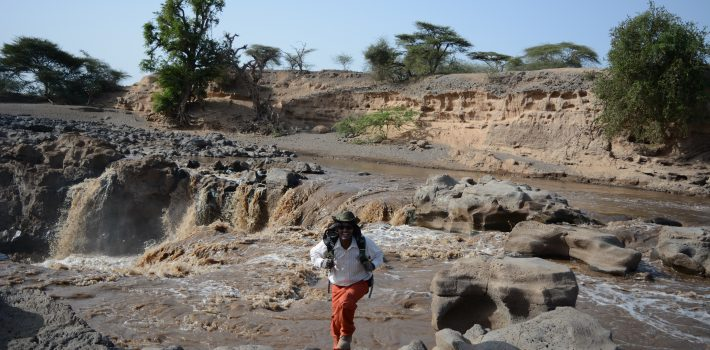 Into the rift: fieldwork in the Afar basin of Ethiopia